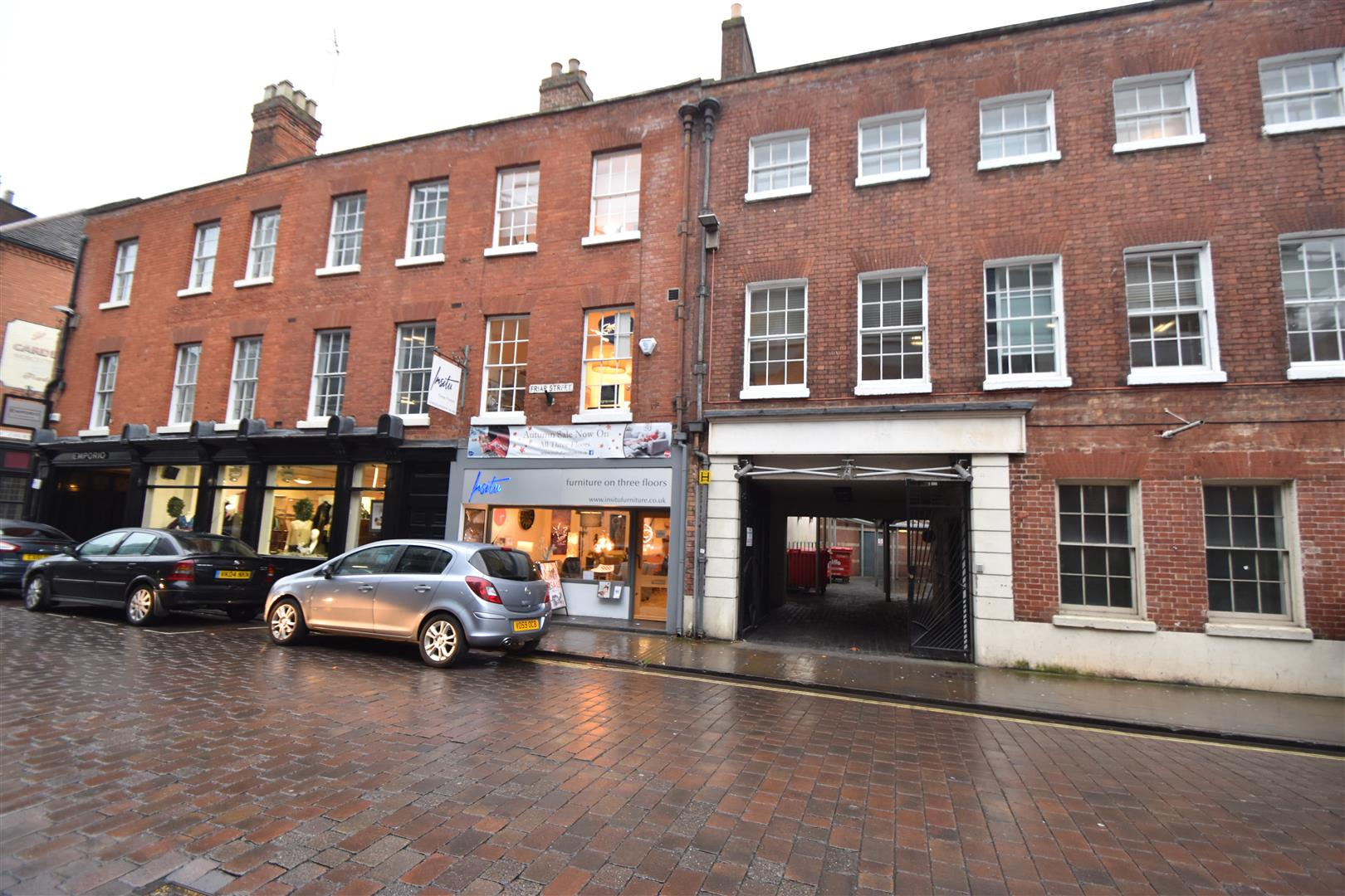2 Bedrooms Flat for sale in Friar Street, Worcester